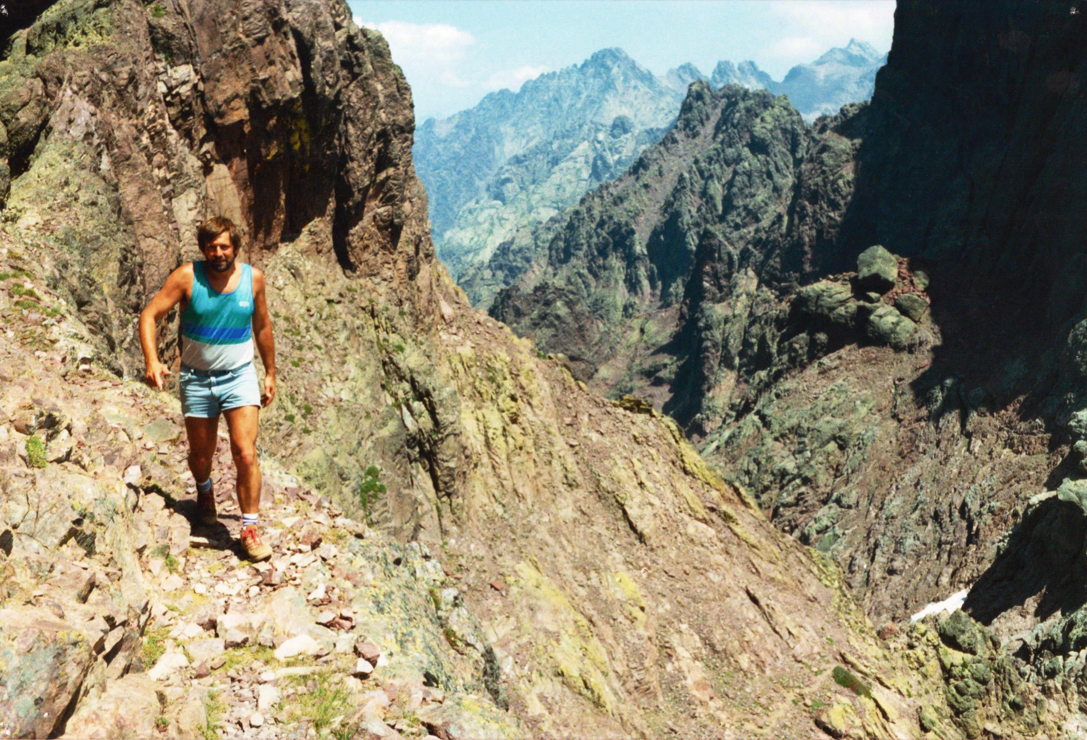 Capu Tafunatu Korsika 1992