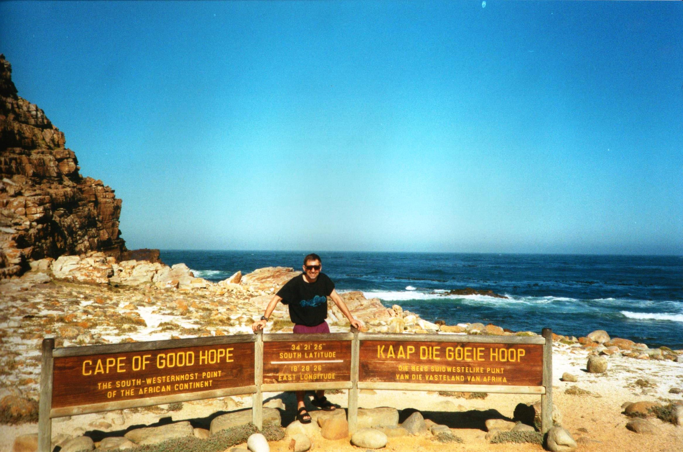 Südafrika 2000 Cape o. g. H.